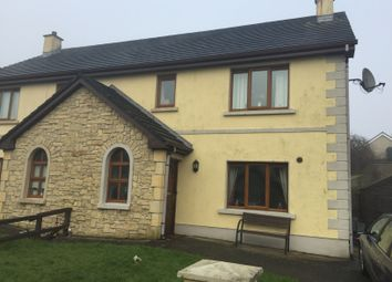 Thumbnail 4 bed semi-detached house for sale in 10 Knockroe Park, Castlerea, Roscommon