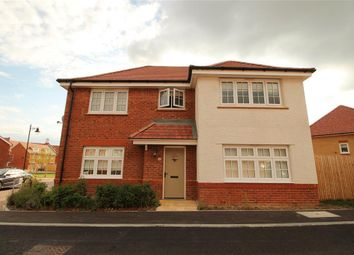 Thumbnail 4 bed detached house to rent in Brick Gardens, Ryarsh Park, West Malling