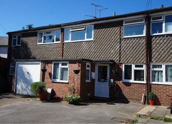 Thumbnail 4 bed terraced house for sale in Oak Farm Close, Blackwater