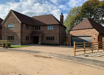 Thumbnail 4 bed detached house for sale in Off Normanton Road, Packington, 1