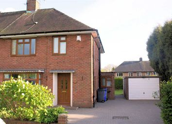 Thumbnail 3 bed semi-detached house for sale in Barnfield, Penkhull, Stoke On Trent