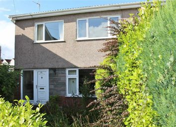 Thumbnail 4 bed semi-detached house for sale in Brandy Cove Road, Bishopston, Swansea