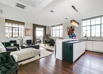 Thumbnail 3 bed flat to rent in Somerville Avenue, Harrods Village, Barnes, London