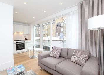 Thumbnail 1 bedroom flat to rent in Castlereagh Street, London