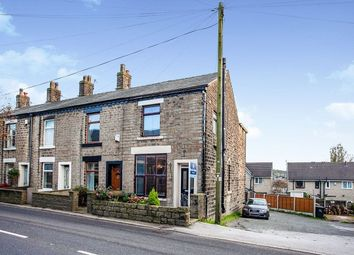 Thumbnail 4 bed terraced house for sale in Manchester Road, Tintwistle, Glossop