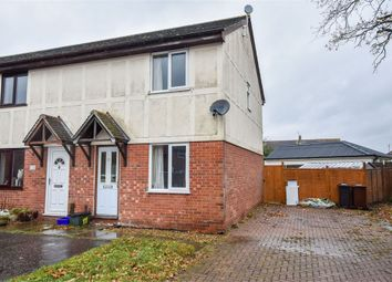 Thumbnail 2 bed end terrace house for sale in Tortosa Close, Colchester, Essex