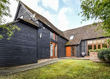 Thumbnail 4 bed barn conversion to rent in 1 Kingsmill Barns, Wherwell, Andover, Hampshire