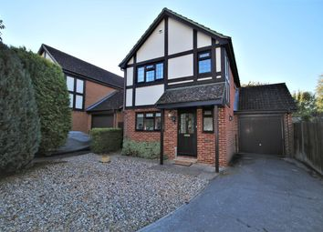 Thumbnail 3 bed detached house to rent in Cranesfield, Sherborne St John, Basingstoke