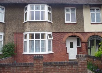 Thumbnail 1 bed flat to rent in Sandringham Road, Abington, Northampton
