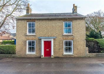 Thumbnail 3 bed detached house for sale in Dry Drayton Road, Oakington, Cambridge