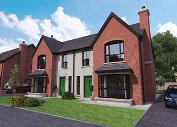 Thumbnail 4 bedroom semi-detached house for sale in 10, Royal Ascot Mews, Carryduff