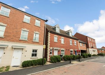 Thumbnail 3 bed town house for sale in Kepwick Road, Hamilton, Leicester