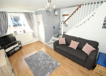 Thumbnail 2 bedroom semi-detached house for sale in Hessett Close, Stowmarket