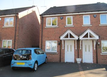 Thumbnail 2 bedroom semi-detached house to rent in Brick Street, Sedgley