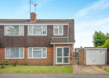 Thumbnail 3 bed semi-detached house for sale in Burnham Avenue, King's Lynn