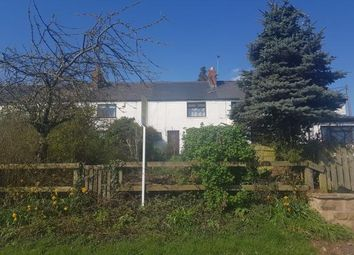 Thumbnail 2 bed terraced house for sale in Rock Terrace, Blidworth, Mansfield, Nottinghamshire