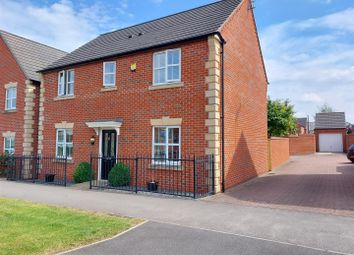 Thumbnail 4 bed detached house for sale in Ocean Drive, Warsop, Mansfield