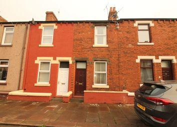 Thumbnail 2 bed terraced house for sale in Tithebarn Street, Carlisle