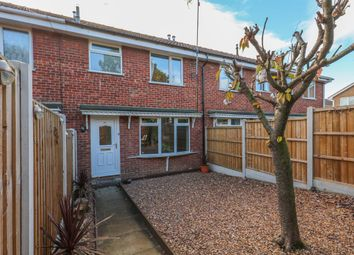 Thumbnail 3 bed terraced house for sale in Springfield Close, Eckington, Sheffield