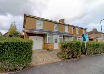 Thumbnail 4 bed semi-detached house for sale in Allenby Avenue, Deal