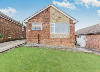Thumbnail 3 bed detached bungalow for sale in Hall Cliffe Crescent, Horbury, Wakefield