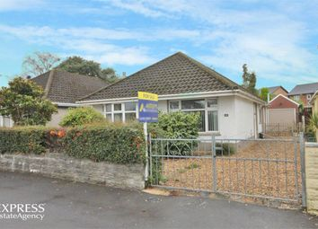 Thumbnail 3 bed detached bungalow for sale in Caemawr Road, Morriston, Swansea, West Glamorgan
