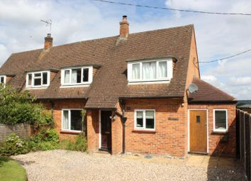 Thumbnail 2 bed semi-detached house to rent in Chapel Row, Bucklebury