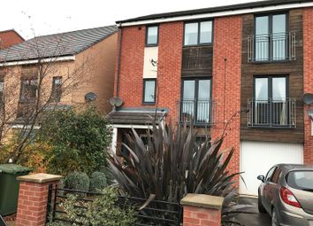 Thumbnail 4 bedroom terraced house for sale in St. Aloysius View, Hebburn