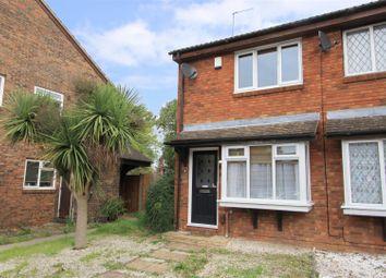 Aldenham Drive, Hillingdon UB8. 2 bed end terrace house