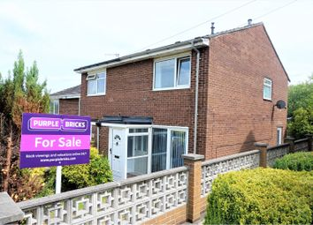 Thumbnail 2 bed end terrace house for sale in Dunce Park Close, Elland