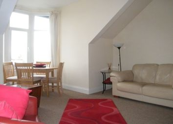 Thumbnail 1 bed flat to rent in Western College Road, Plymouth