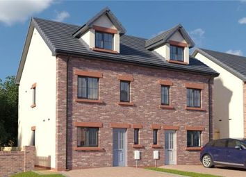 Thumbnail 4 bed semi-detached house for sale in Plot 13 The Eamont, St. Cuthberts, Off King Street, Wigton
