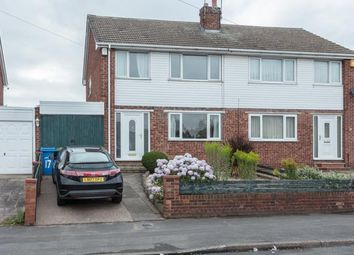 Thumbnail 3 bed semi-detached house for sale in St. Pauls Road, Worksop