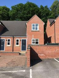 Thumbnail 2 bed semi-detached house to rent in Eccleshall Road, Loggerheads, Market Drayton