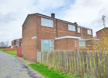 Thumbnail 2 bed semi-detached house for sale in Reynolds Close, Stanley, County Durham