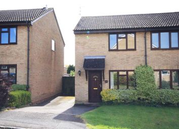 Thumbnail 2 bed semi-detached house to rent in Arron Close, Woodshaw, Royal Wootton Bassett