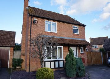 Thumbnail 3 bed detached house for sale in Hurford Drive, Thatcham