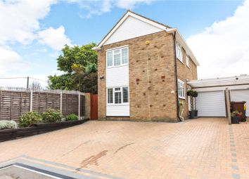 Thumbnail 3 bed link-detached house for sale in White House Close, Hoo, Rochester, Kent