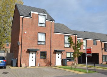 Thumbnail 3 bed end terrace house for sale in Broad Field Road, Northfield, Birmingham