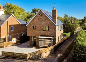 Thumbnail 4 bedroom detached house for sale in Shortheath Road, Farnham