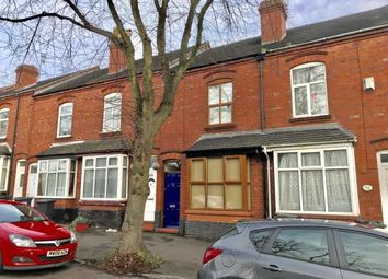 Thumbnail 2 bed terraced house for sale in Albert Street, Newcastle, Staffordshire