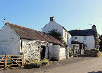 Thumbnail 4 bed detached house for sale in High Street, St. Florence, Tenby
