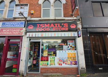 Retail premises to let in 308 Ladypool Road, Birmingham, West Midlands B12