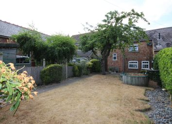 Thumbnail 2 bed end terrace house for sale in Bedford Road, Great Barford, Bedford
