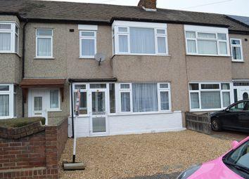 Thumbnail 3 bed terraced house for sale in Gainsborough Road, Rainham