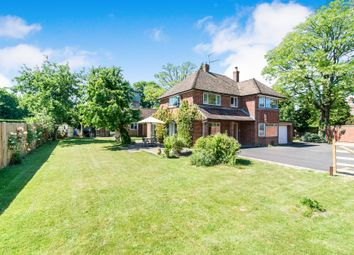Thumbnail 3 bed detached house for sale in Andover Road, Ludgershall, Andover
