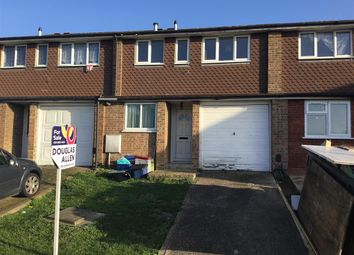 Thumbnail 3 bed end terrace house for sale in Hannards Way, Hainault, Ilford, Essex