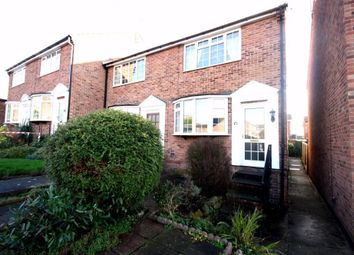 Thumbnail 2 Bedroom End Terrace House To Rent In Radcliffe Gardens Carlton Nottingham