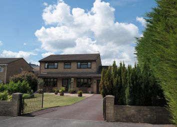 Thumbnail 4 bed detached house for sale in Blaen Wern, Aberdare