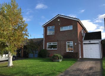 Thumbnail 3 bed detached house for sale in Church Way, Longdon